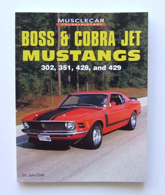 BOSS & COBRA JET BOOK