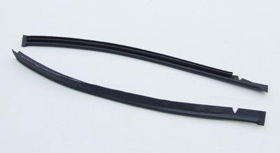 QUARTER TRIM WINDLACE 1969-1970 BLACK