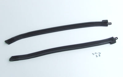 CONVERTIBLE WINDSCREEN PILLAR SEALS 1965 - 1968