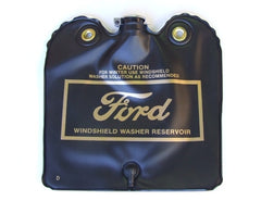 WASHER BAG 1967 GOLD SCRIPT