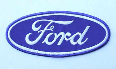 PATCH - FORD OVAL 270mm