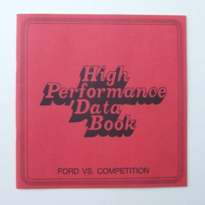 HIGH PERFORMANCE DATA