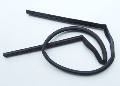 CONVERTIBLE TOP HEADER SEAL 1965-1968