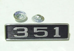 SHAKER SCOOP BADGE 351