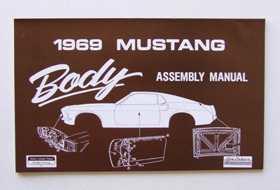 BODY ASSEMBLY MANUAL 1969