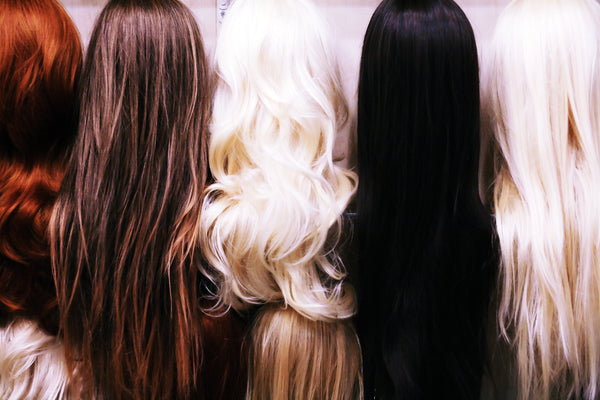The 7 Different Types of Wigs