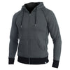 Heavyweight Hoodie (Heather Charcoal)