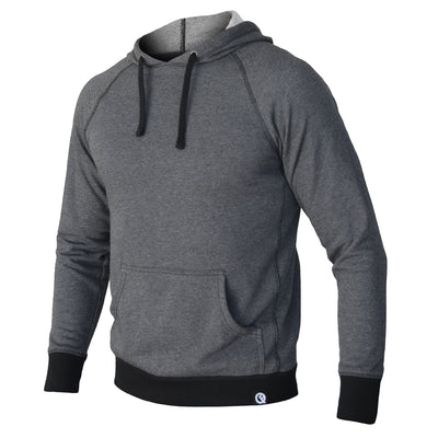 Hero Hoodie Classic Pullover (Heather Charcoal)