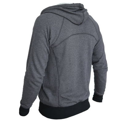 Pullover Hoodie (Heather Charcoal)