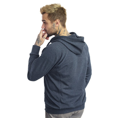 Hero Hoodie Classic (Heather Navy)