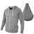 Full-Zip Hero Hoodie (Heather Gray)