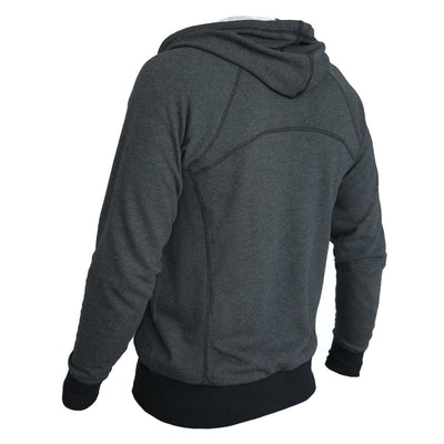 Hero Hoodie Classic (Heather Charcoal)