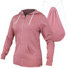 Women's Hero Hoodie Lite (Dusty Rose)