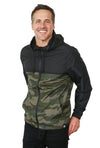 Dryflip Windbreaker (Black/Camo) (Default)