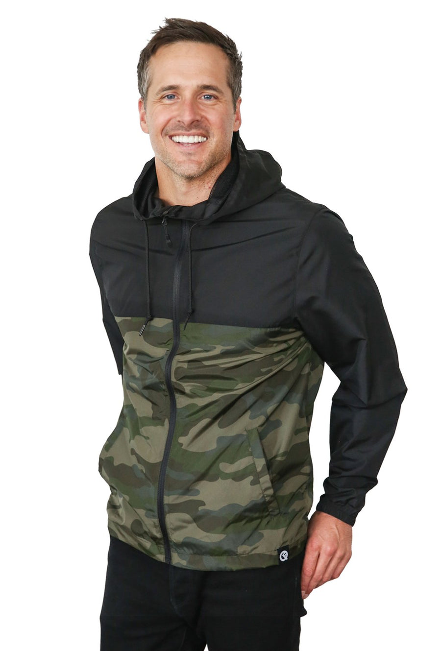 Dryflip Windbreaker (Black/Camo) Best Sellers