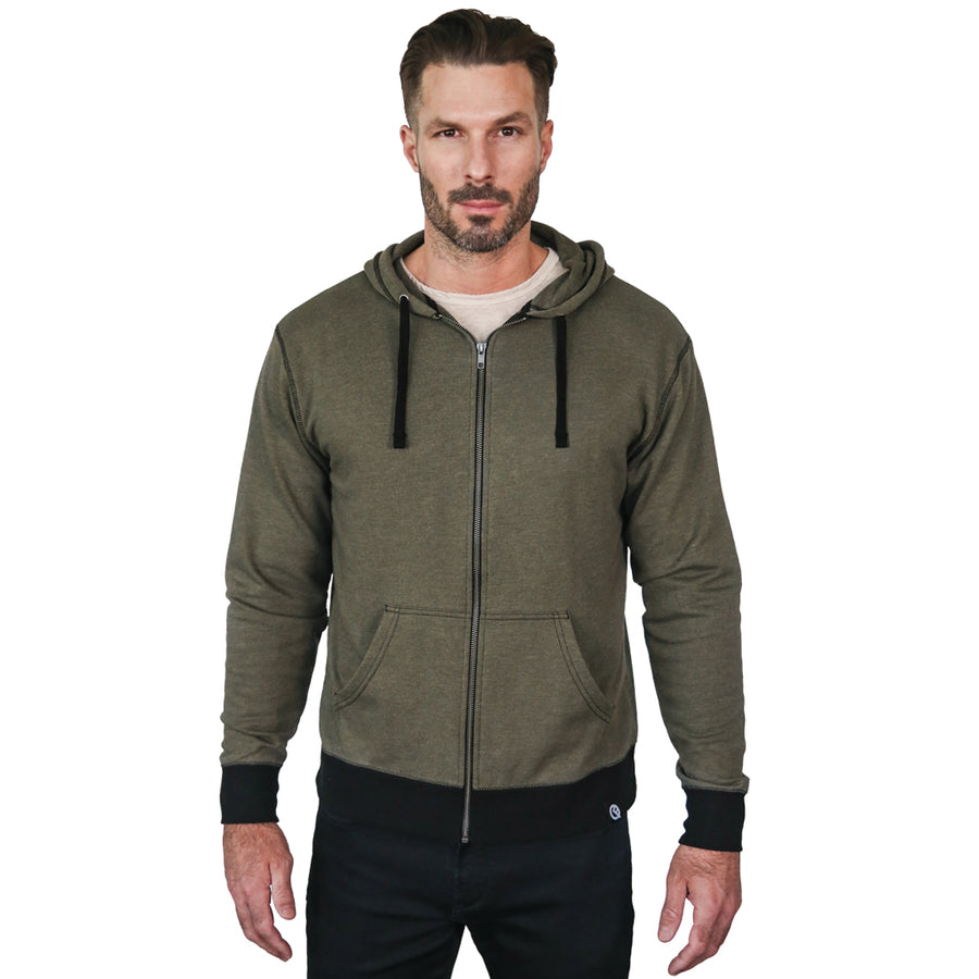 Hero Hoodie Classic (Tactical Green)