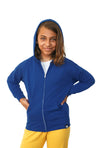 Kids' Hero Hoodie Lite (Royal Blue) (Best Sellers) Best Sellers