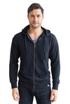 Full-Zip Hero Hoodie (Black) (Mens) Mens Full-Zip Hero Hoodies