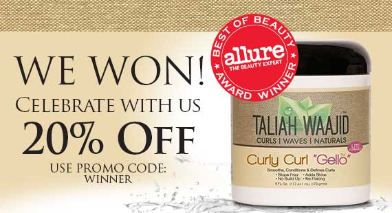 Allure best of beauty awards