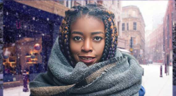 Best Protective Styles for Natural Hair this Winter \u2013 Taliah