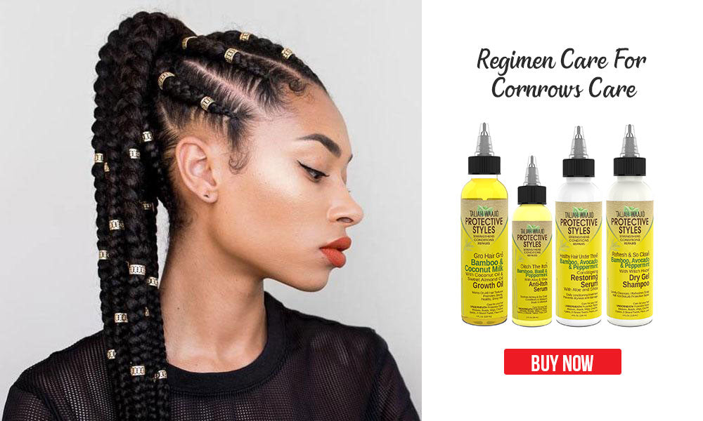 Best Protective Styles For Natural Hair This Winter Taliah Waajid Brand