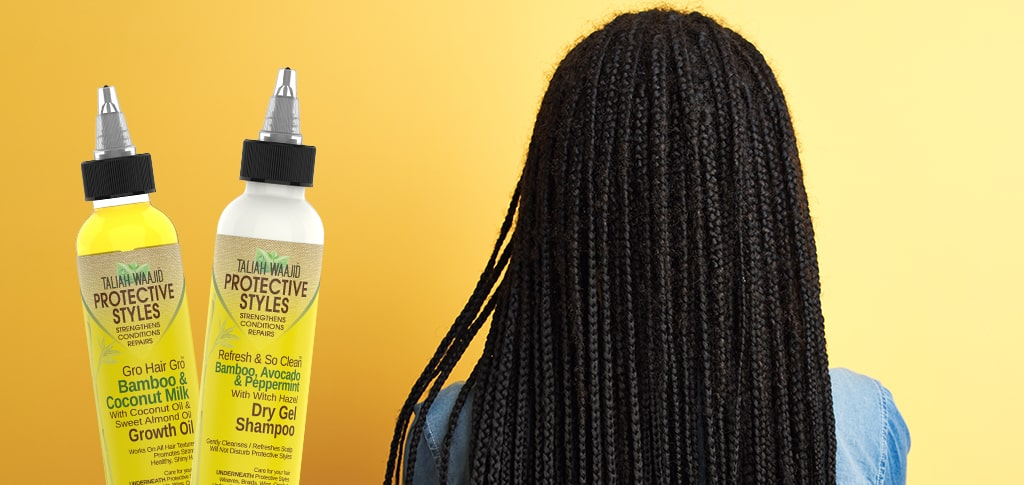 How to Prevent Breakage with a Protective Style