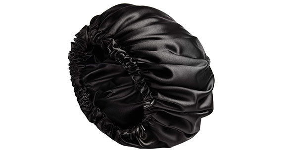 Sleep In a Satin Bonnet