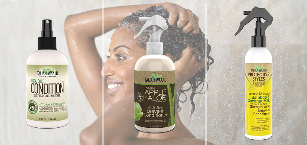 Taliah Waajid Leave-In Conditioner
