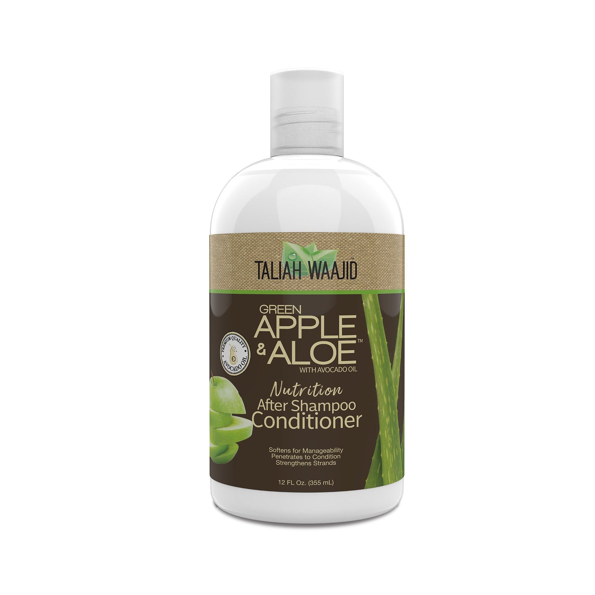 Apple Aloe Nutrition After Shampoo Conditioner 12oz