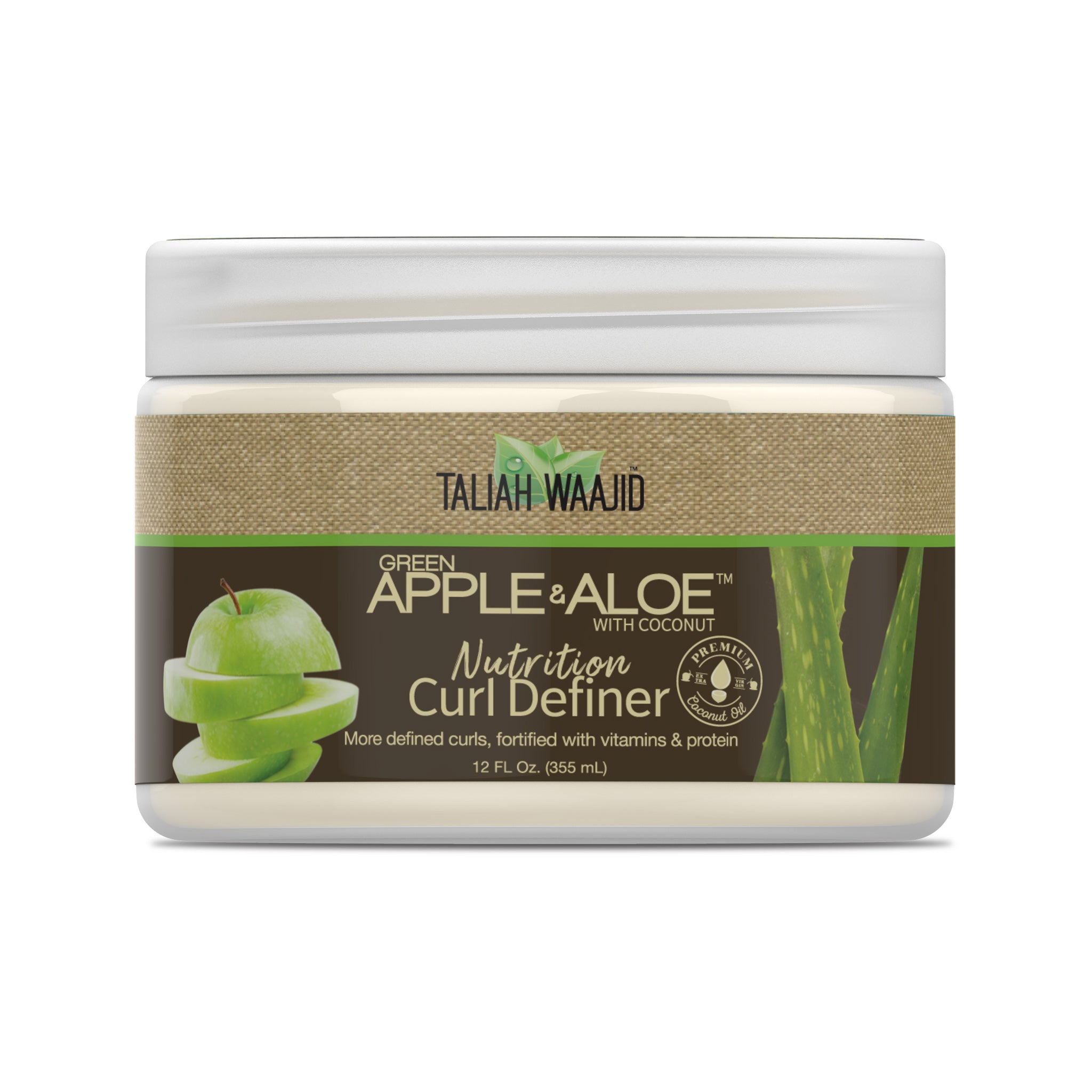 Green Apple & Aloe Nutrition Curl Definer 12oz