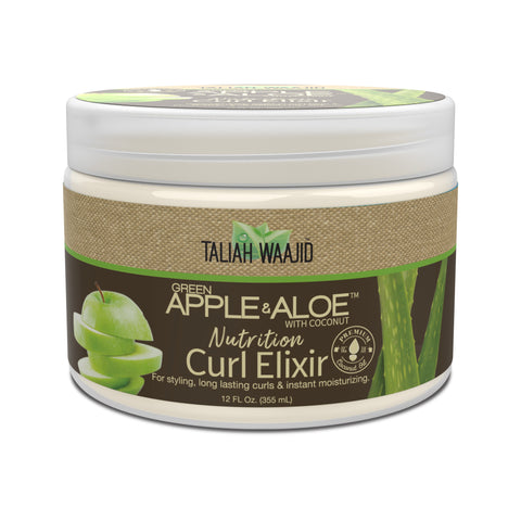 Green Apple & Aloe Nutrition Curl Elixir 12oz