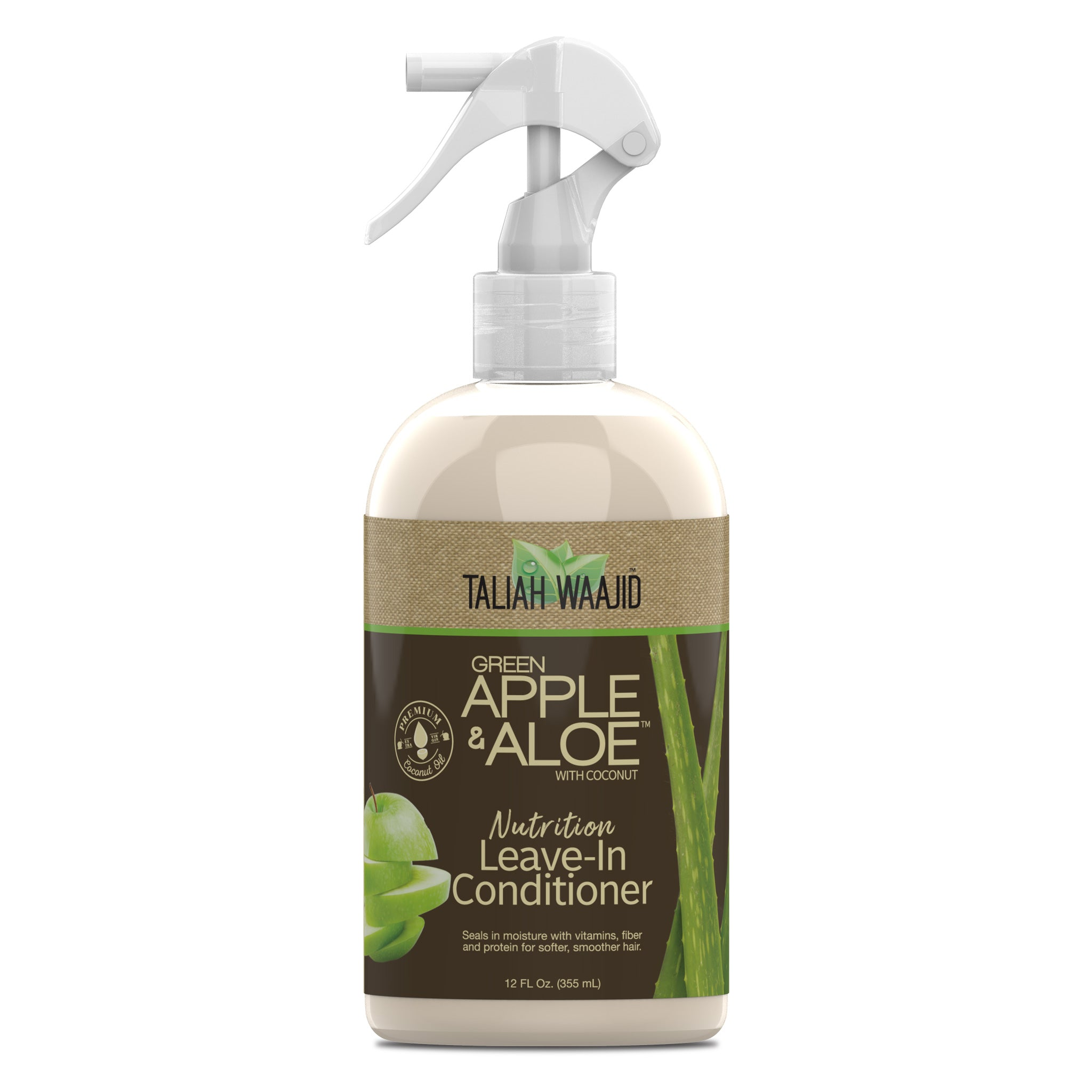 Green Apple & Aloe Nutrition Leave-In Conditioner 12oz