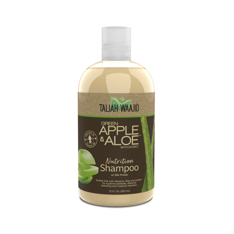 Green Apple and Aloe Nutrition Shampoo 12oz