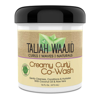 Curls, Waves, Naturals Creamy Curly Co-Wash 16oz