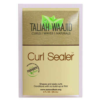 Travel Size Curl Sealer (5) Pack Packette
