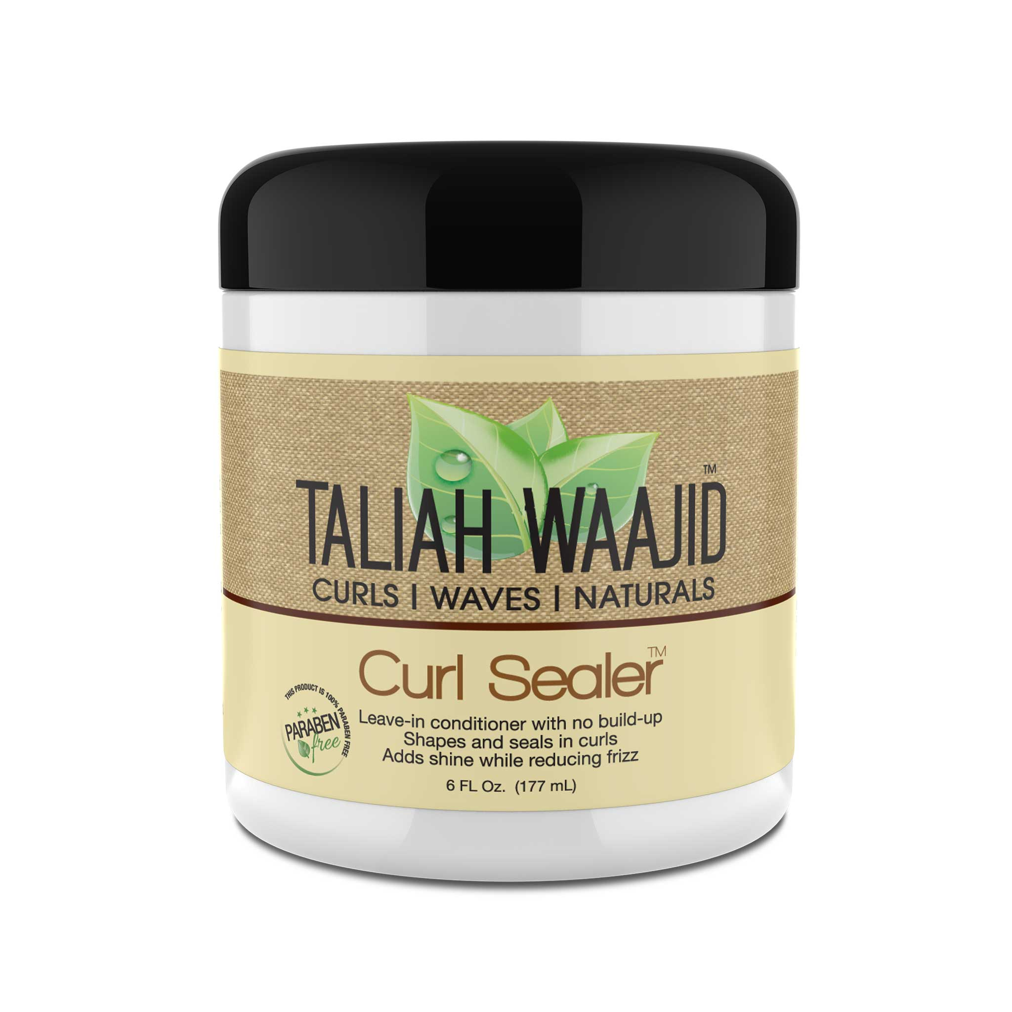 Curls, Waves & Naturals Curl Sealer 6oz
