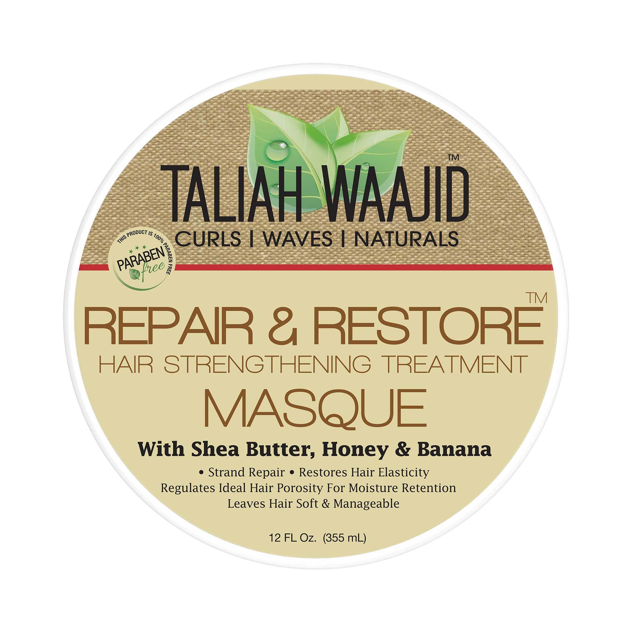 Curls, Waves & Naturals Repair & Restore 12oz