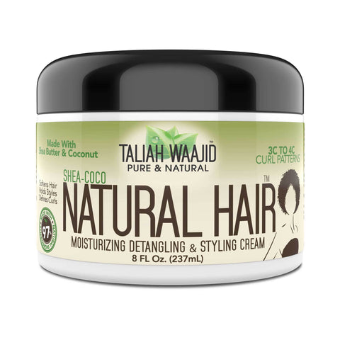 Shea-Coco Natural Hair Style Cream 8oz