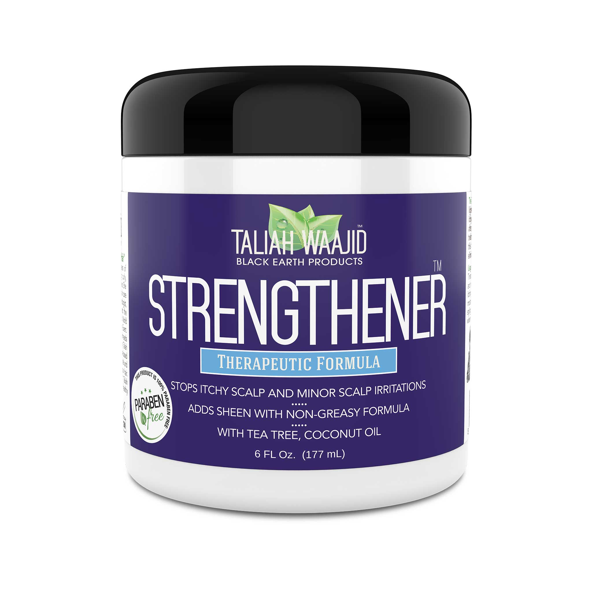 Black Earth Products Herbal Strengthener Therapeutic 6oz