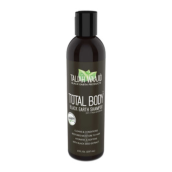 Black Earth Products Total Body Black Earth Shampoo 8oz