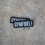 GYMFIDEL PATCH