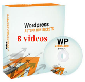 WP Automation Secrets wordpress course mi digital