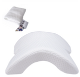 Memory Foam Bedding pillow Anti-pressure Hand pillow Neck Protection. pillow cover