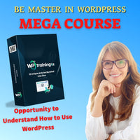 WP Training Kit, How to Use WordPress digital