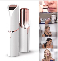 Hair remover FLAWLESS 18K gold plated Razor from Face, beauty, and hair car mustache, Neck, Leg, Bikini Body # HR1952