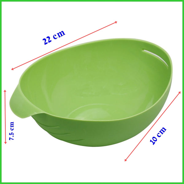 silicone Bread Maker steam roaster toast microwave oven Model green