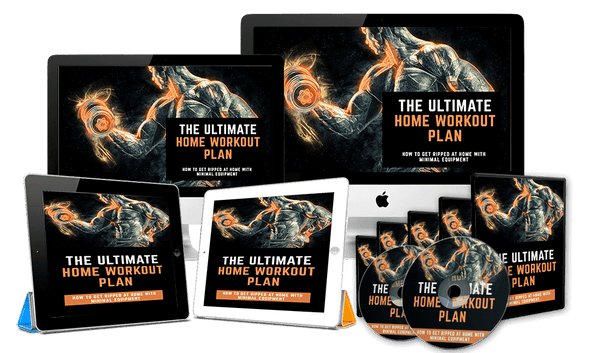 The Ultimate Home Workout Plan Upgrade Package digital video