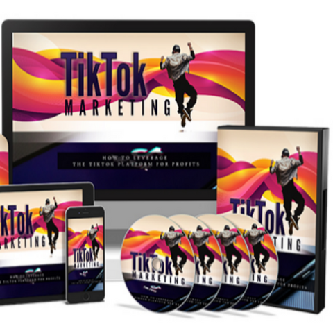 Tik Tok Marketing Upgrade Package digital