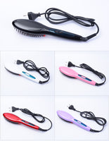 Hair Brush Fast Hair Straightener Comb hair Electric brush comb Iron Gadgets  MODEL LG-S 1952