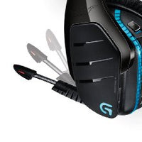 Gaming Headset Logitech G933 Artemis Spectrum Wireless 7.1 Surround Gadgets